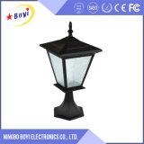 Lampe solaire de jardin de DEL, lampe pour le jardin