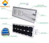 Luz de rua Integrated solar da alta qualidade 12W