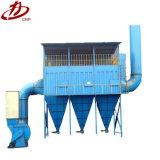 De industriële Separator van het Stof van het Type van Zak van de Impuls voor de Filtratie van het Gas