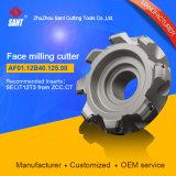 Rostro personalizado Herramienta de fresado para Torno CNC mecanizado