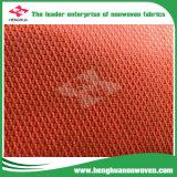 Tecido Non-Woven elásticas duráveis para maxilas de interline