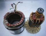 El estator y rotor del generador de motor de gasolina de conj.