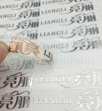 Escritura de la etiqueta sólida modificada para requisitos particulares del metal del níquel de la electroformación 3D