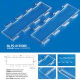 水晶圧延シャッタードア/多炭酸塩のローラーシャッタースライス