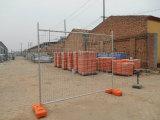 Сверхмощная гальванизированная загородка строительной площадки для сбывания (XMR39)