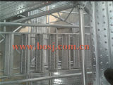Cuplock Scaffolding System Diagonal Brace Ledger End Welding Factory Machine