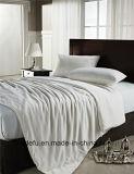 Quilt chinês da seda da base do cetim Home luxuoso do algodão do hotel 100