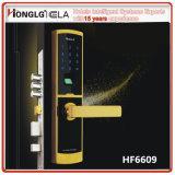 Система замка двери цифров фингерпринта системы контроля допуска Honglg