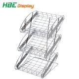 Stahldraht-Förderung-Speicher-Bildschirmanzeige-Regal