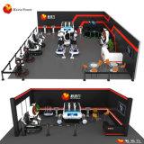 China-Hersteller-Großverkauf Vr 9d Innenvergnügungspark-aufregende Achterbahn