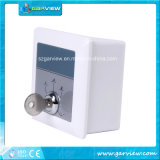 Interruptor chave da porta automática (travado/abrir/auto/entreaberto/saída)