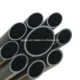 Tubo del HDPE de la alta calidad para el gas