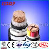 0.6/1kv LV Nyry elektrisches kabel Belüftung-Isolierungs-Stahldraht gepanzerte Belüftung-Isolierung