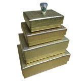Cadeau de taille différente Couleur personnalisée emballage de vente en gros de bijoux
