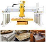 Slabs&Tiles&Counter Tops&Vanityの上を切るための一体鋳造の石造り橋カッター機械