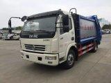 La calidad de Dongfeng 14cbm compactador de basura camión camión tolva