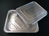 De halve Container van de Aluminiumfolie van de Grootte