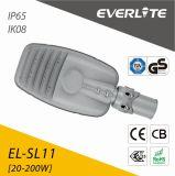 Everlite 80W Rue lumière LED solaire avec 5 Garantie Yars