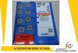 Korloy Scmt09t308-Hmp Nc3020 맷돌로 가는 공구 탄화물 삽입을%s 맷돌로 가는 삽입