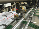 Automatische wasserlösliche Fenster-Laminierung-Maschine für Film deckte Fenster-Verpackungs-Kasten ab