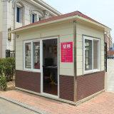 Edificio provisional casa prefabricada para los trabajadores Camp/Caseta de vigilancia para el Hotel