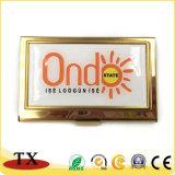 Fabricante profesional de cuero de PU Nombre de la empresa Titular Cardcase