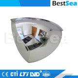 高力物質的な安全四分の一のドームのとつ面鏡