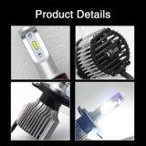 Alto lumen 40W H4 9004 9007 H13 lampadine automatiche del ventilatore LED