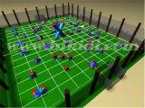 58 de Tactische Paintball Bunkers van PCs, Opblaasbare Bunkers PSP Paintball Geplaatst K8017