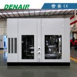 Compresseur d'air rotatoire muet silencieux exempt d'huile de vis d'Oiliness