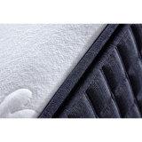 Colchón Pocket de la espuma de la memoria del resorte con el embalaje comprimido del vacío para los muebles caseros