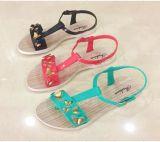 2018の女性の靴のためのSandal熱い販売Pcuの女性