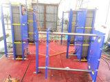 パルプおよびペーパーのための自由な流れの熱交換器