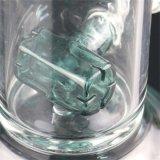 Los tubos de vidrio cristal cristal de la fabricación de tuberías de agua botella lavagases con 14,5mm Bowl plataformas DAB