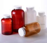 Bottiglia di plastica dell'animale domestico di imballaggio di plastica con la protezione strappante
