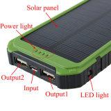 RoHSの熱い販売の防水リチウム電池の太陽エネルギーバンク