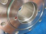 주철강 1PC 한 조각 완전한 플랜지 공 벨브