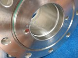 Flansch-Kugelventil des Form-Stahl-1PC einteiliges integrales