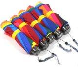 多彩な昇進のStrigahtの虹の傘