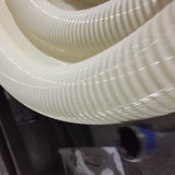 Manguito pesado de la succión del PVC del plástico para los polvos