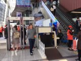 공항 엑스레이 검열 안전 장비