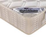 Colchão Pocket da espuma da mola da compressão com mobília natural do látex, Fb701
