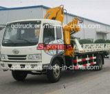 FAW 도로 구조차 견인 트럭, 트럭 5 톤 토우 구조차