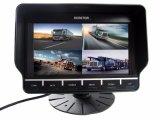 Sistema del Rearview con el patio monitor de 7 pulgadas con la función de la grabación