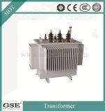 Fabricación refrigerada por aire del transformador de la distribución de la conversión dual del voltaje
