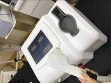 2018 Venta caliente acoplado de fibra de la máquina de depilación láser de diodo con CE