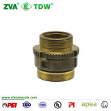 Joint articulé en laiton de gicleur de boyau pour Zva Dn32 (émerillon de ZVA DN32)