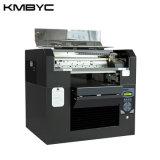 Impressora Flatbed solvente da multi função das cores do tamanho 6 de Byc A3