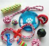 Neues Haustier-Produkt-Haustierfrisbee-Baumwolseil-Hundekugel-Spielzeug