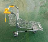 Boa capacidade útil que transporta o carro com engranzamento Flatform